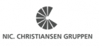 Nic. Christiansen gruppen logo