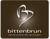 Bitten brun logo
